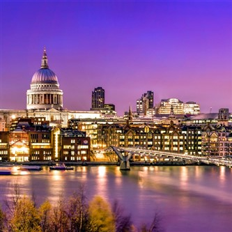 St Paul's Cathedral , London