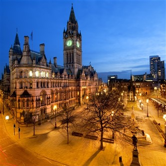 Manchester City Break (Doubletree Hilton)