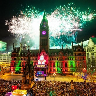 New Year in Manchester