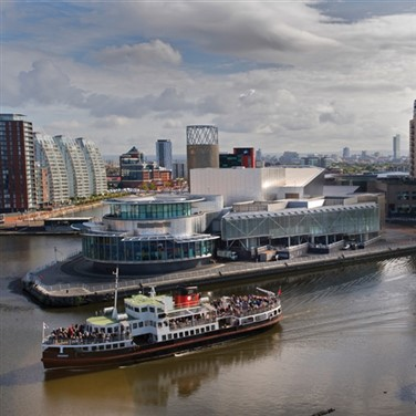 Manchester Ship Canal & Concorde