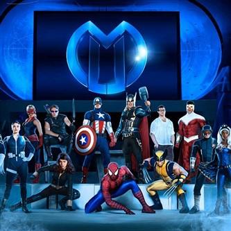 Marvel Universe Live - Liverpool Echo Arena