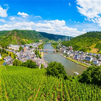 The Enchanting Rhine & Moselle Valley