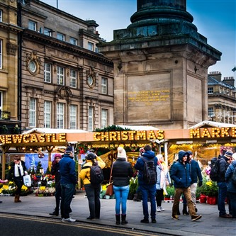 Durham & Newcastle Christmas Market