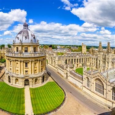 London, Oxford & Windsor