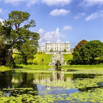 Powerscourt House, Ireland