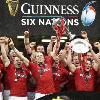 Six Nations Rugby - Ireland Vs Wales