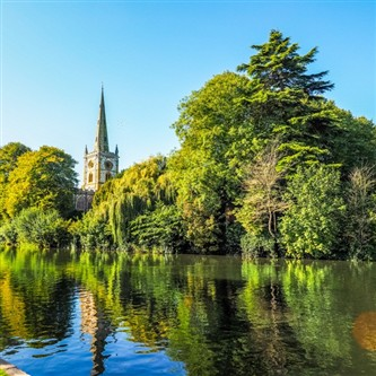 Ludlow, Stratford upon Avon & Worcester