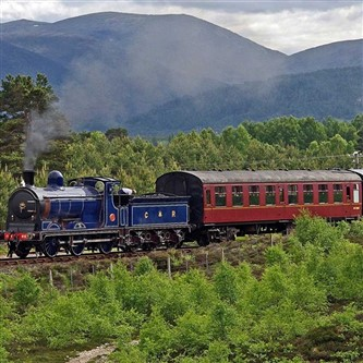 Speyside & The Spectacular Kyle Line
