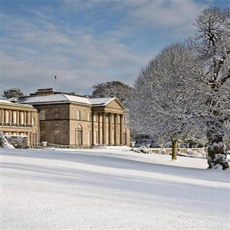 Tatton Park Christmas Mansion