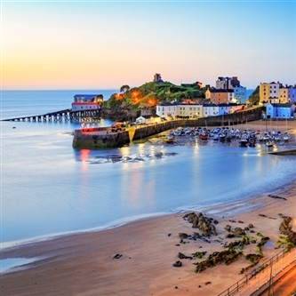 Tenby & Pembrokeshire Coast