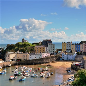 Tenby & The Pembrokeshire Coast