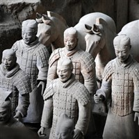 Terracotta Warriors - Liverpool World Museum