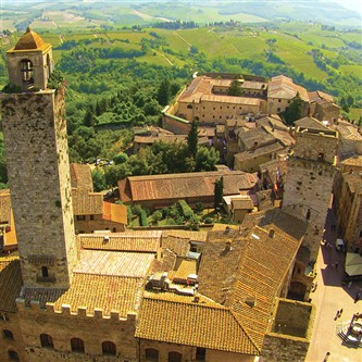 Treasures of Tuscany