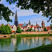 Ulm, Munich & The Romantic Road