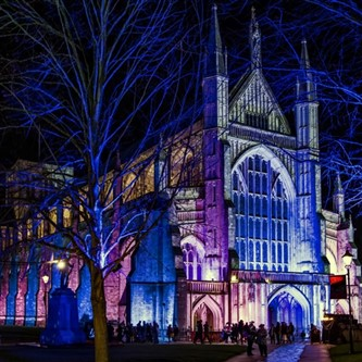 Winchester & Portsmouth Christmas Markets