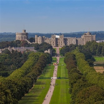 Windsor Castle & Blenheim Palace