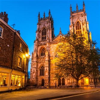 York City Break & St Nicholas Fayre