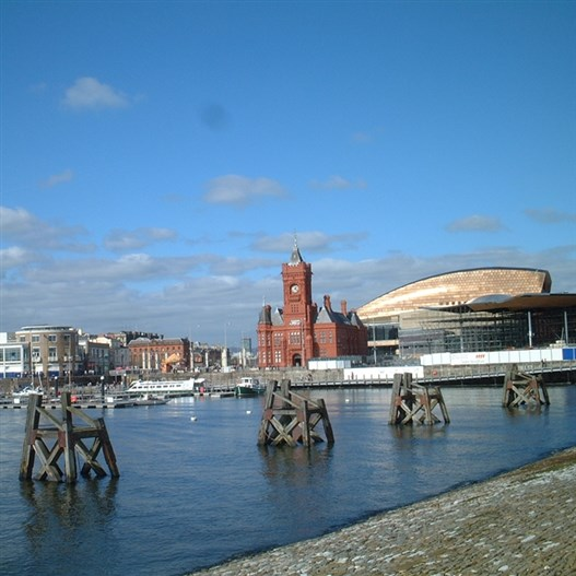 Hotels On Cardiff Bay: New Year In The Wye Valley