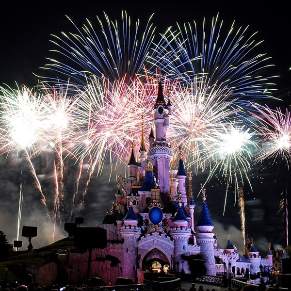 Disneyland Paris Magical Fireworks Arvonia Coach Holidays