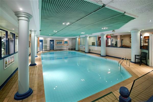 Arvonia Coach Holidays Blackpool 4 Hilton Blackpool