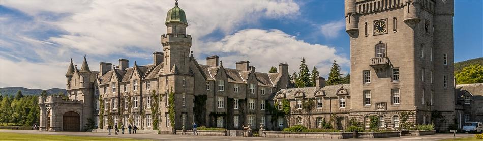 Dundee, Royal Deeside & Balmoral Castle