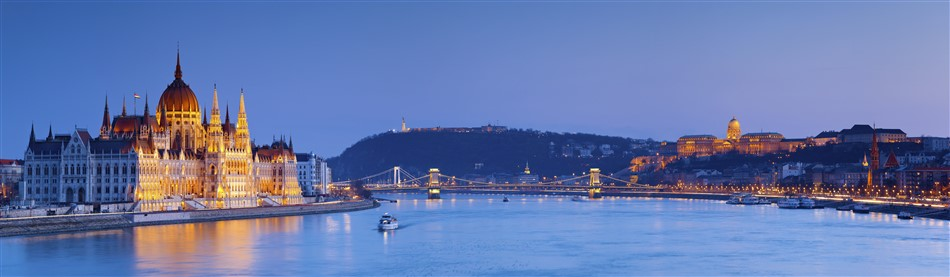 Cruise the Danube to Vienna & Budapest