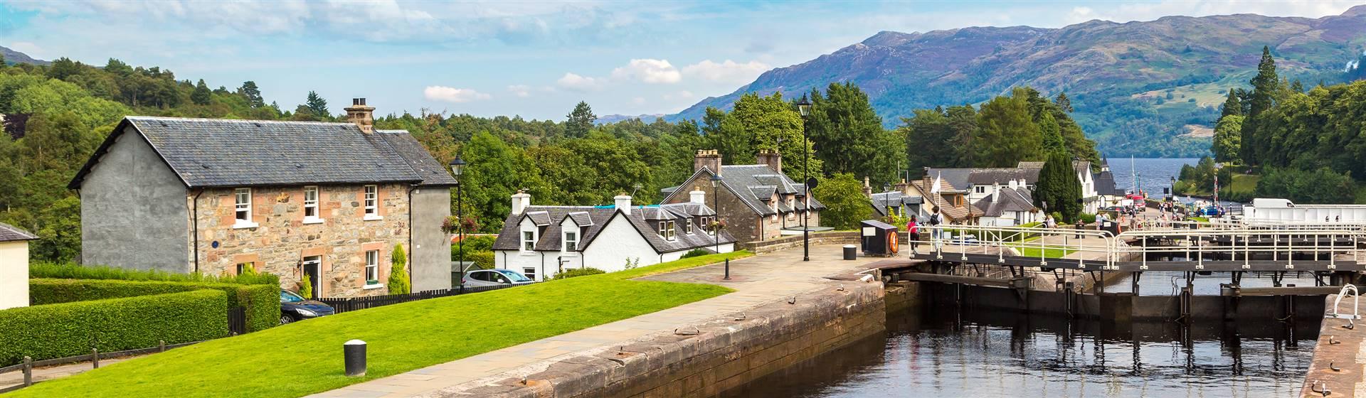 Scottish Highlands & Caledonian Canal