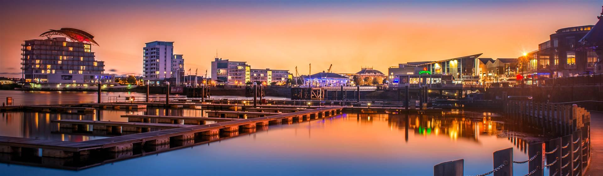 Cardiff City Break (Hilton Hotel)