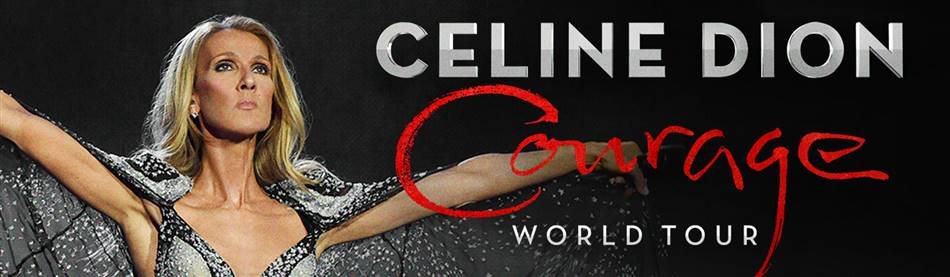 Don't miss global megastar Celine Dion as she returns to the UK as part of the Courage World Tour