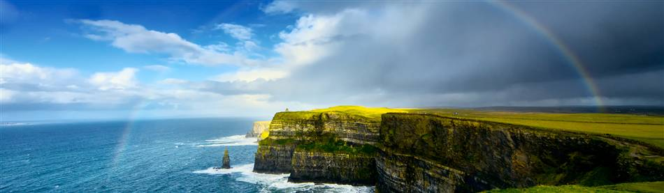 Galway, Cliffs of Moher & The Burren