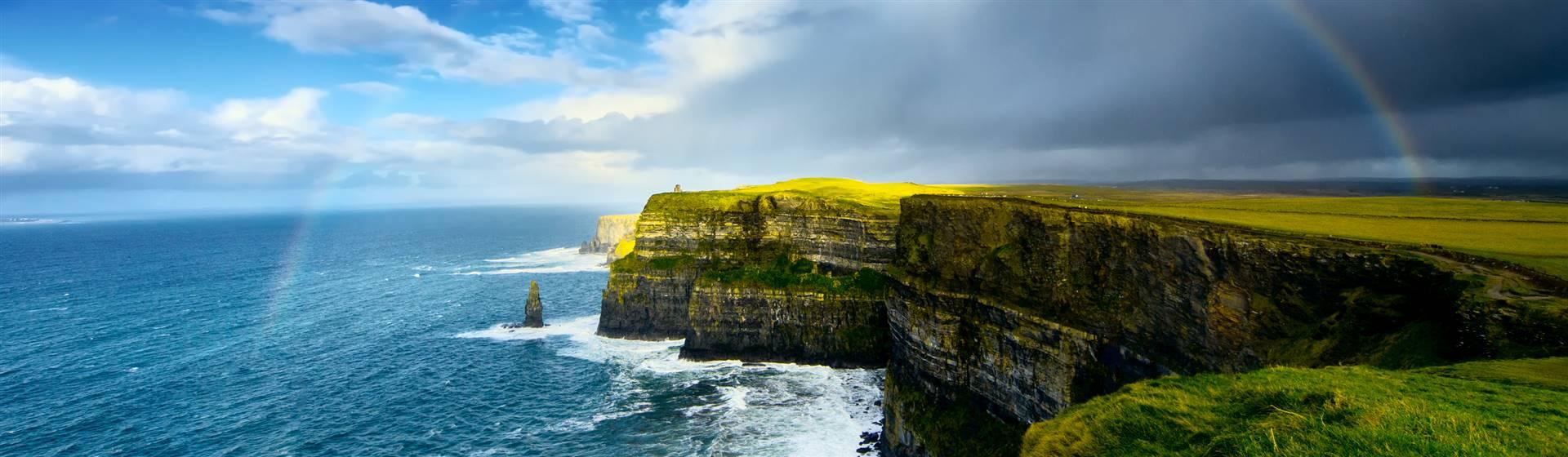 Galway, Cliffs of Moher & The Burren