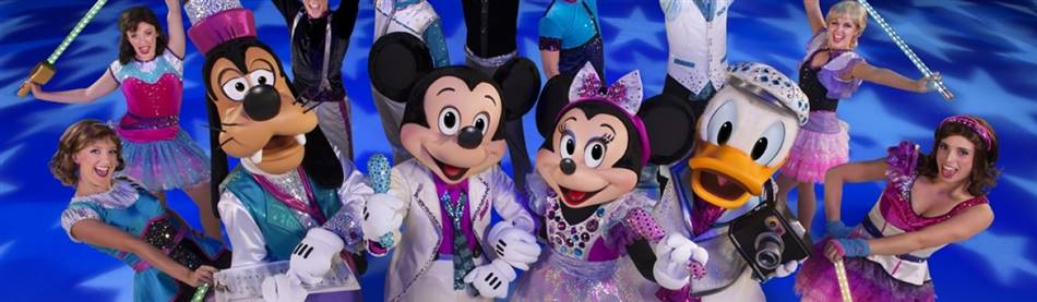 Disney on Ice presents 'Magical Ice Festival' in 2020