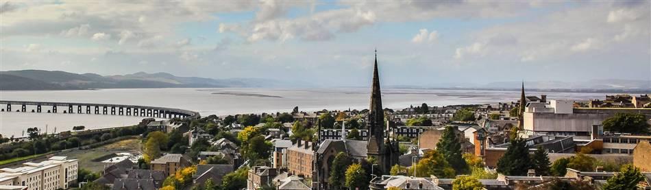 Hogmanay in Dundee