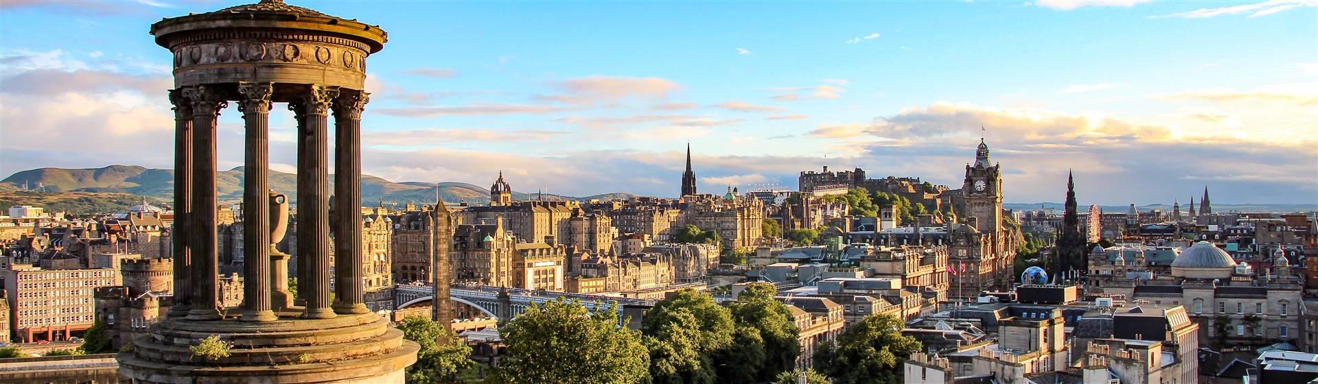 Scottish Borders & Edinburgh