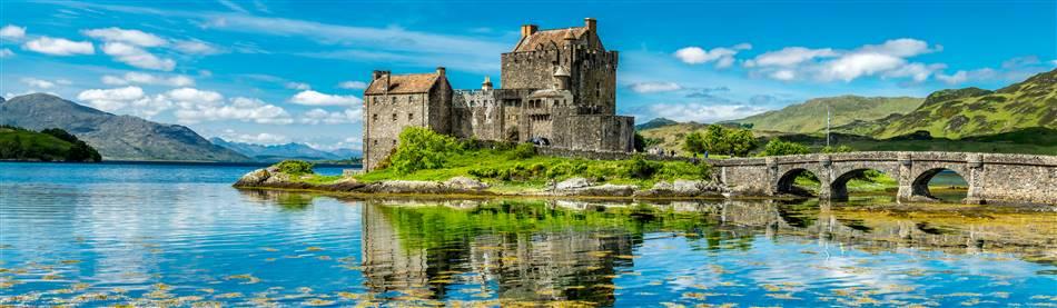 Eilean Donaon Castle