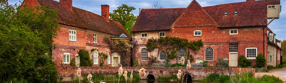 Luxury Suffolk & Constable Country