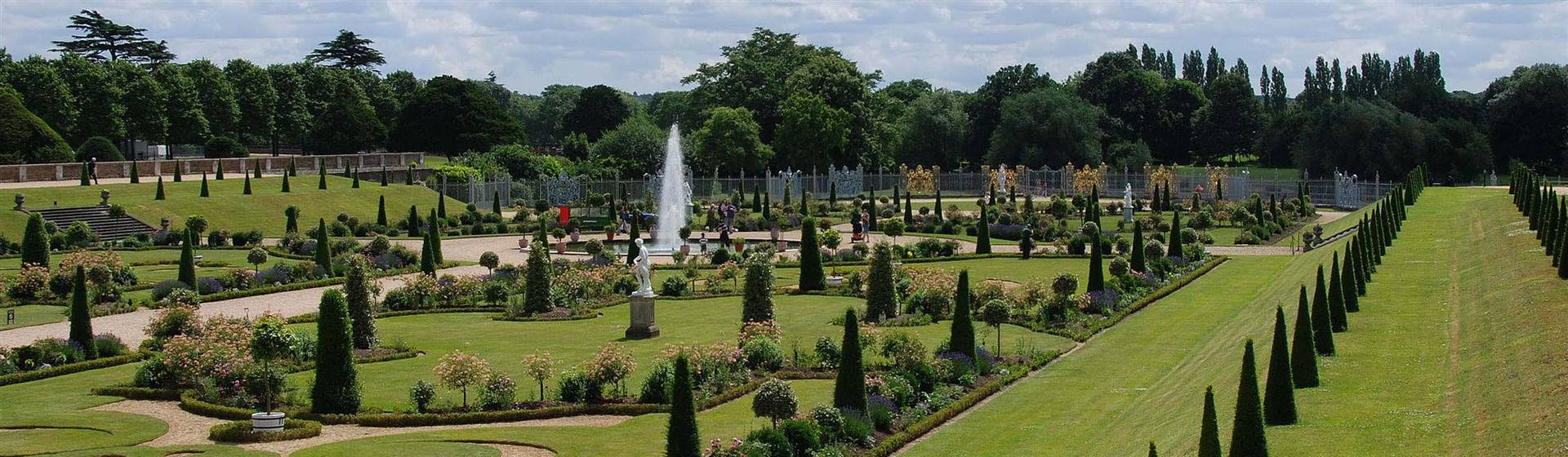 Hampton Court Flower Show & Kew Gardens