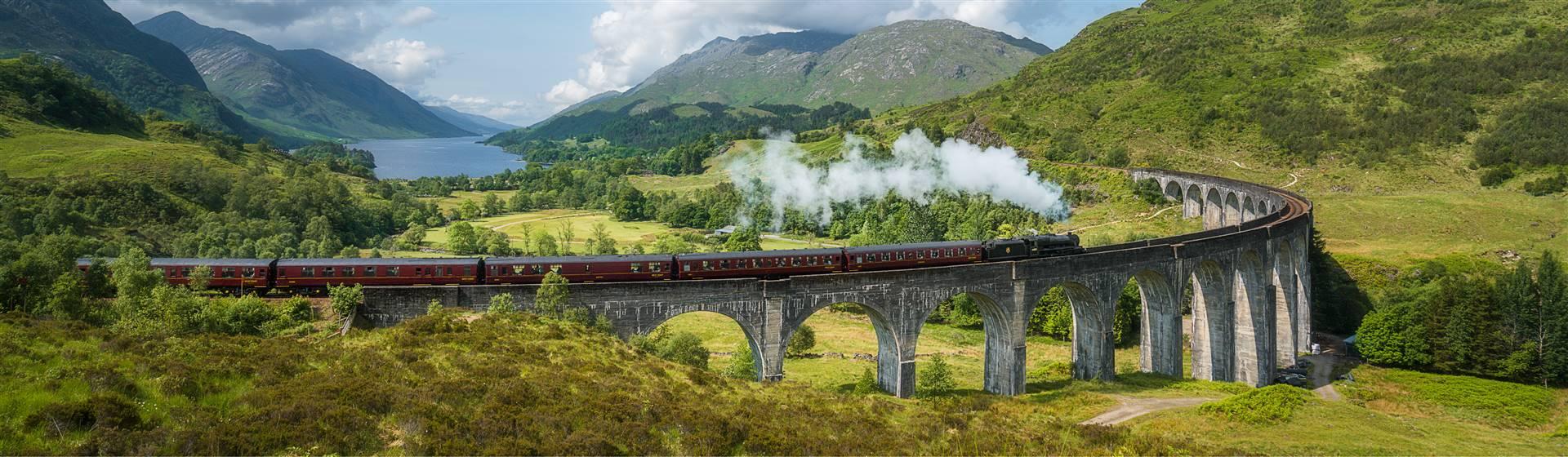 Scenic Scotland by Rail