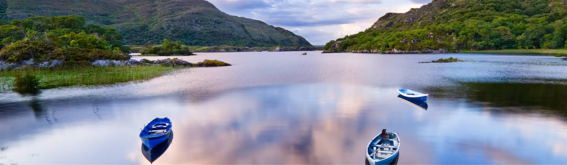 Killarney, Kerry & The Beara Peninsula