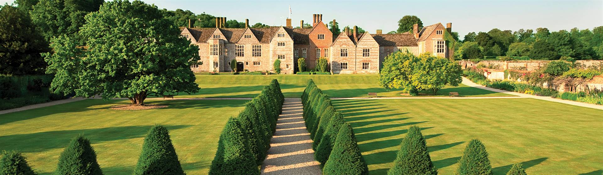 Stunning Littlecote House in Berkshire