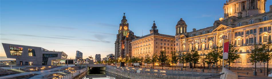 Liverpool City Break (Hilton Hotel)