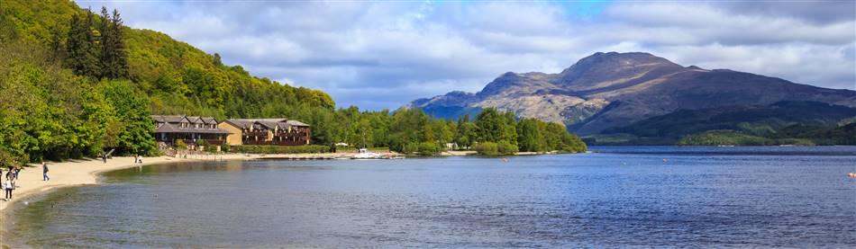 Loch Lomond, Trossachs & Glasgow