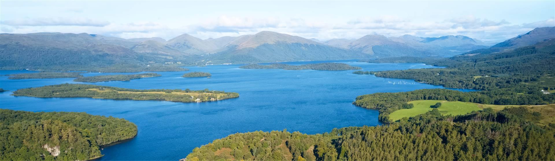 Scottish Lochs, Waterways & Western Highland Line