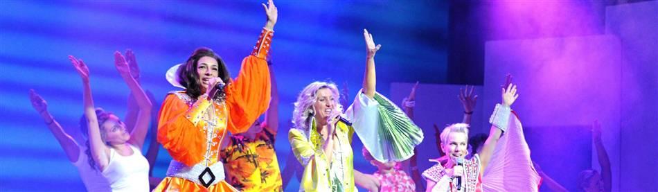 Mamma Mia - Liverpool Empire Theatre