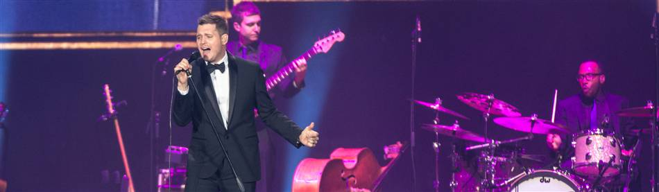 Michael Bublé Live in Liverpool