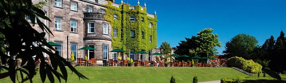 Warner Nigg Hall Hotel on the outskirts of Harrogate