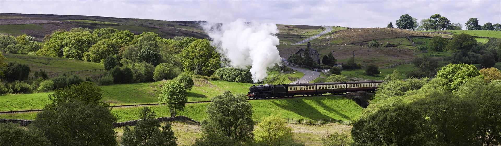 North Yorkshire Sail & Steam