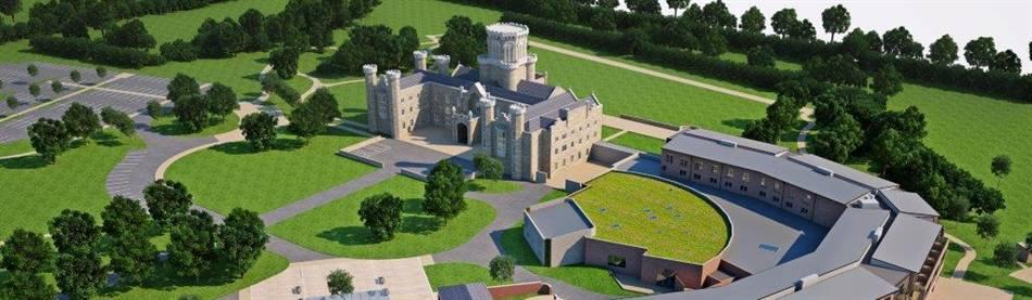 Warner Studley Castle