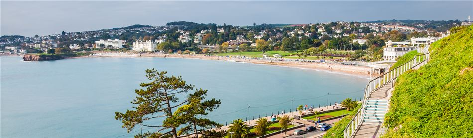 Torquay Luxury Break - Belgrave Sands Hotel