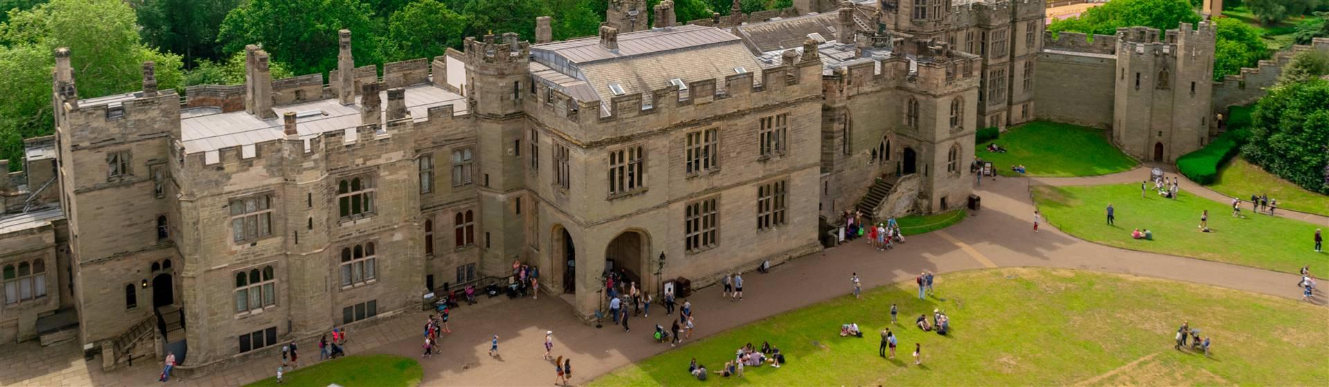 Coventry & Warwick Castle